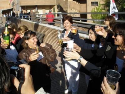 Brindis por 80 plazas de empleo p blico sindicato de for Cospedal comedores sociales