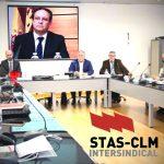 Convocatoria Mesa General de Negociación para el próximo 16 de febrero.