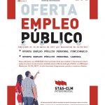 Oferta de Empleo Público Junta de Comunidades de Castilla la Mancha
