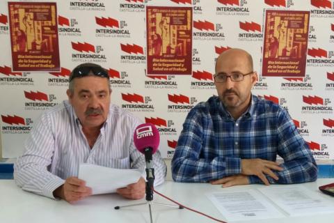 INTERSINDICAL-CLM apuesta por la ausencia de Riesgos Laborales en el Empleo Público
