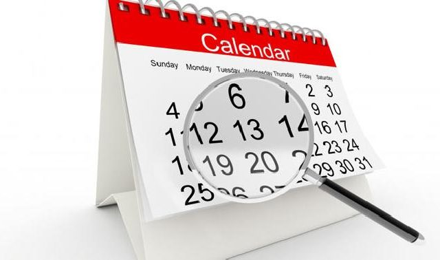 Calendario Laboral 2018 en Castilla la Mancha
