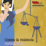 CONTRA LA VIOLENCIA INSTITUCIONAL, JUSTICIA PARA TODAS 25 DE NOVIEMBRE DE 2017