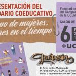 """Presentación pública del Calendario 2018: """"Tiempo de Mujeres, Mujeres en el Tiempo. Mujeres en el deporte"""""""