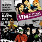 17 MARZO: POR UNAS PENSIONES PÚBLICAS DIGNAS PRESENTES Y FUTURAS