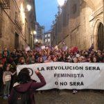 Huelga 8M. Fotos y Videos Concentración y Manifestación en Toledo