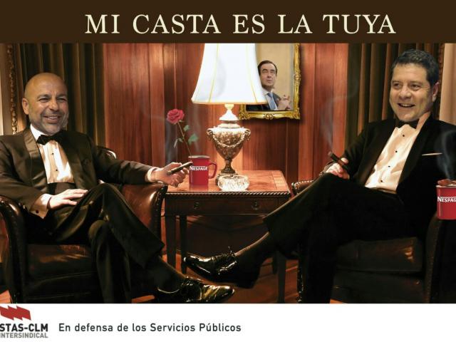 MI CASTA ES LA TUYA: Molina nos enseña su despachito-madriguera