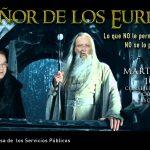 MARTES NEGRO EN HACIENDA (10 de julio a las 10:30 h) : EL SEÑOR DE LOS EURILLOS
