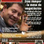 ¡trHOLA! El gobierno de papel cuché de García Page.