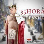 LAS 35 HORAS AL DESNUDO